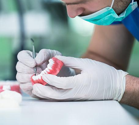 Prothèses dentaires amovibles à Jambes