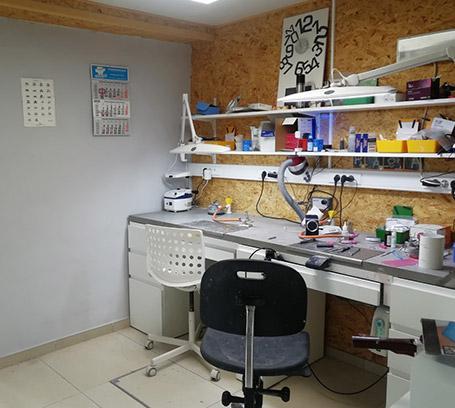 Laboratoire dentaire Namur
